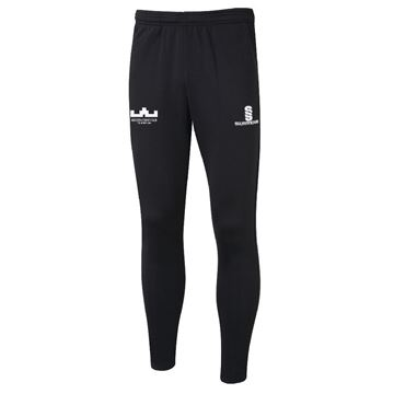Picture of Hoghton CC Tek Slim Training Pants - Black