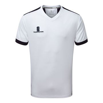Bild von Blade Training Shirt : White/Navy