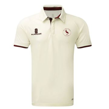 Picture of Ibis Mapledurham CC Tek S/S Playing Shirt
