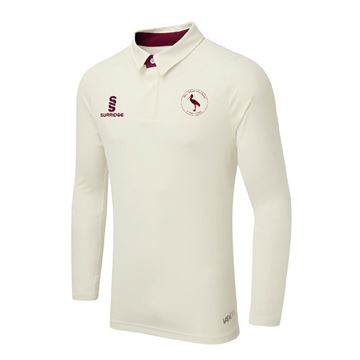 Imagen de Ibis Mapledurham CC Tek L/S Playing Shirt