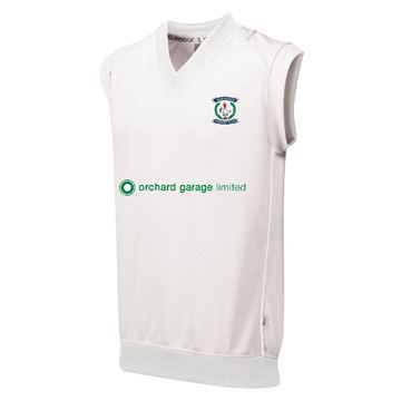 Picture of Dartford CC Seniors Curve Sleeveless Sweater
