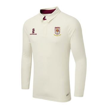Picture of Hinckley Amateurs CC tek long sleeve playing shirt