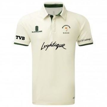 Image de BULKINGTON CC SHORT SLEEVE ERGO CRICKET SHIRT