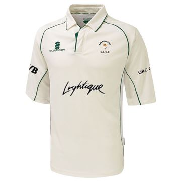 Image de BULKINGTON CC 3/4 SLEEVE PREMIER CRICKET SHIRT