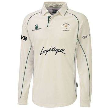 Image de BULKINGTON CC LONG SLEEVE PREMIER CRICKET SHIRT