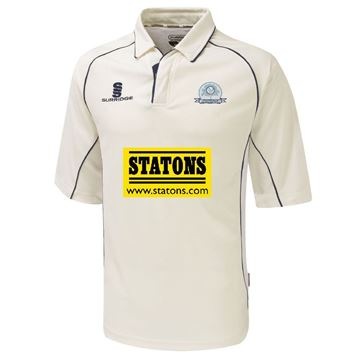 Picture of Totteridge Millhillians Cricket Club 3/4 premier shirt