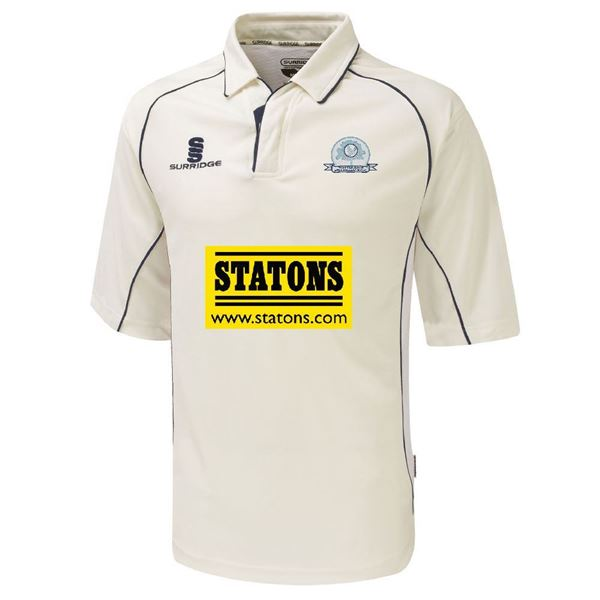 Imagen de Totteridge Millhillians Cricket Club 3/4 premier shirt