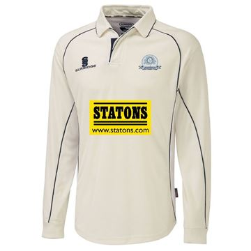 Bild von Totteridge Millhillians Cricket Club premier long sleeve shirt