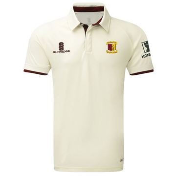 Bild von Bedworth CC tek short sleeve playing shirt