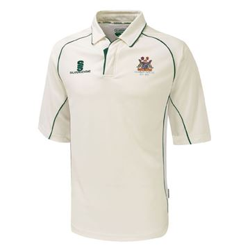 Bild von Clumber Park Cricket Club 3/4 premier shirt