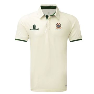 Bild von Clumber Park Cricket Club ss Tek shirt