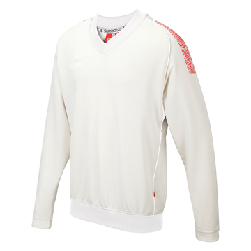Image de Dual Long Sleeve Sweater - Red