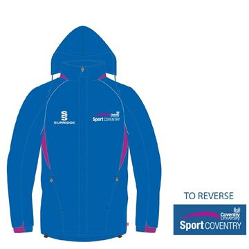 Picture of COVENTRY UNIVERSITY RAIN JACKET