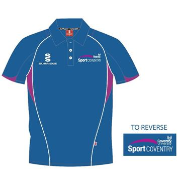 Picture of COVENTRY UNIVERSITY POLO SHIRT