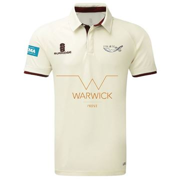 Picture of ITSLib XI SHORT SLEEVE CRICKET SHIRT
