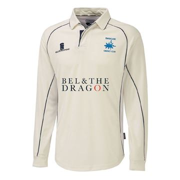 Bild von Kingsclere Cricket Club premier long sleeve shirt