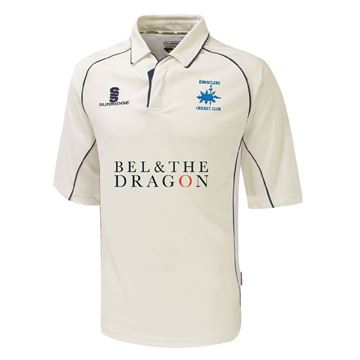 Bild von Kingsclere Cricket Club 3/4 premier shirt