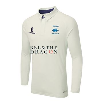 Bild von Kingsclere Cricket Club ls Tek shirt