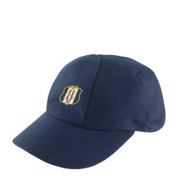 Picture of South Hampstead CC English Playing Cap - Navy