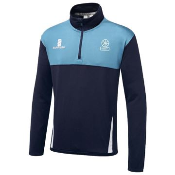 Image de Walkington CC Blade Performance Top Navy/Sky/White