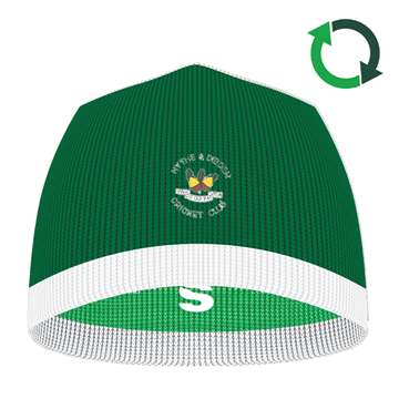 Picture of Hythe & Dibden CC Beanie Cap - Forest