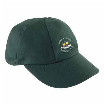 Bild von Hythe & Dibden CC English Playing Cap - Green