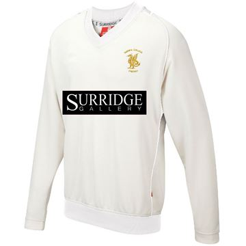 Image de Queens College Long Sleeved Sweater