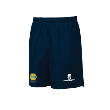 Picture of Barwell CC ripstop training shorts