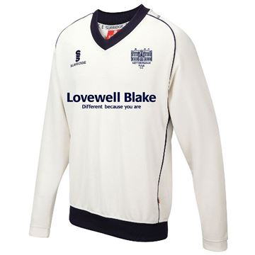 Image de KETTERINGHAM HALL CRICKET CLUB LONG SLEEVED SWEATER