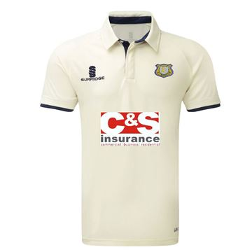 Afbeeldingen van Canvey Island CC Ergo Short sleeved playing shirt