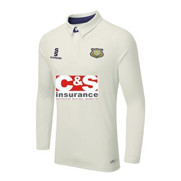 Afbeeldingen van Canvey Island CC Ergo long sleeved playing shirt
