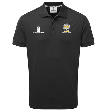Picture of St Margaretsbury CC Blade Polo Black