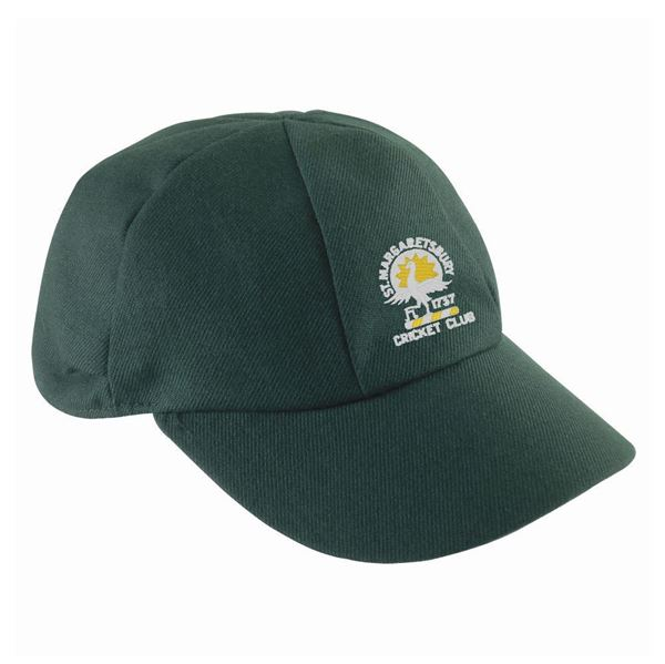 Image sur St Margaretsbury CC English Playing Cap - Green