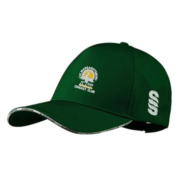 Bild von St Margaretsbury CC Playing Baseball Cap - Green