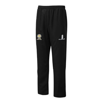 Picture of St Margaretsbury CC Poplin Track Pant Black