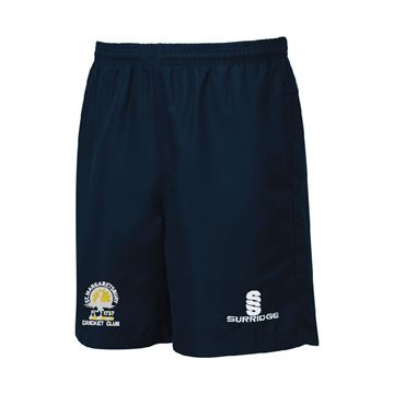 Picture of St Margaretsbury CC Ripstop Short Black