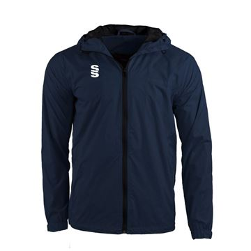 Image de DUAL FULL ZIP TRAINING JACKET - NAVY