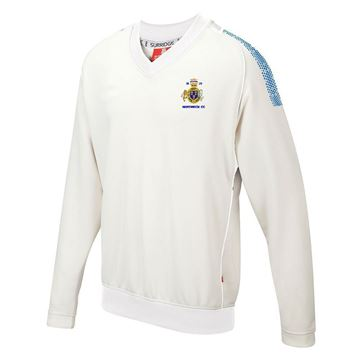 Imagen de Northwich Cricket Club Adult Dual Long Sleeve Cricket Sweater