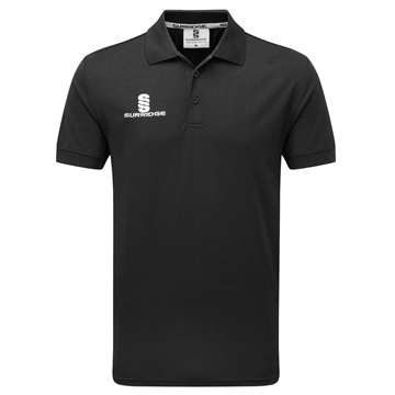Picture of Blade Polo Shirt : Black