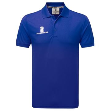 Picture of Blade Polo Shirt : Royal