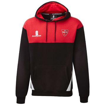 Picture of Hart Youth FC Blade Hoody Black/Red/White