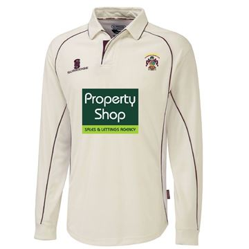 Image de ACCRINGTON CC PREMIER LONG SLEEVE SHIRT