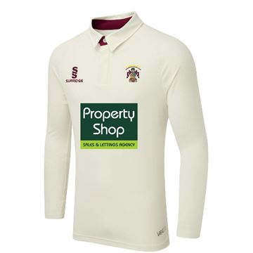 Image de ACCRINGTON CC TEK L/S PLAYING SHIRT