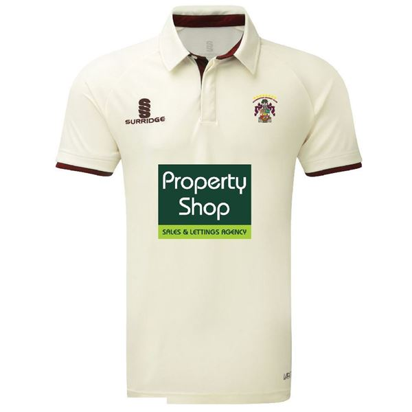 Image sur ACCRINGTON CC TEK S/S PLAYING SHIRT