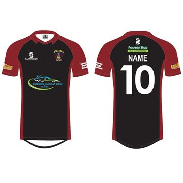 Image de ACCRINGTON CC 20/20 DYE SUB PLAYING SHIRT - Please contact your Kit Administrator for further details