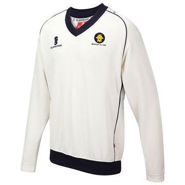 Imagen de WESTCOTT CRICKET CLUB L/S SWEATER