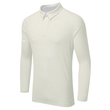 Picture of TEK LONG SLEEVE CRICKET SHIRT No Trim colour