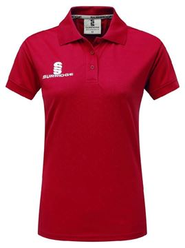 Picture of Blade Polo Shirt : Red