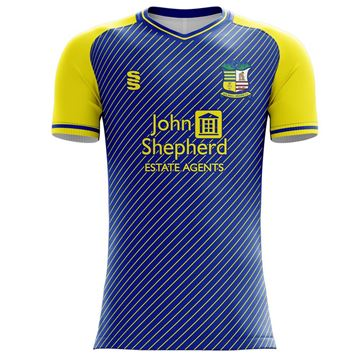 Bild von Solihull Moors Adult Replica Home Shirt 18/19