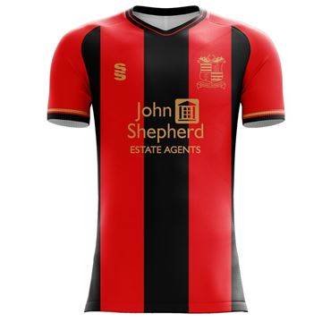 Bild von Solihull Moors Adult Replica Away Shirt 18/19